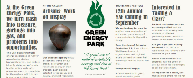 Jackson County Green Art