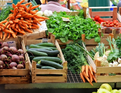 Eating Consciously, Eating Seasonally, Eating Locally