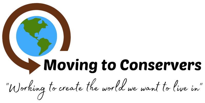 Moving to Conservers Logo