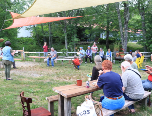 Our gathering with Mountaintrue at the Cedar Mountain Canteen was fabulous.